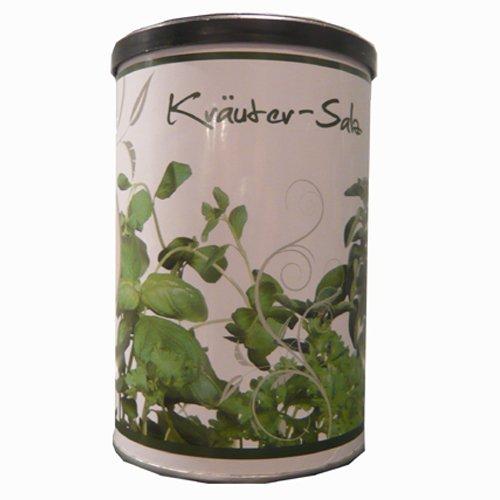 Kräuter Salz, Streudose, 300g, Grundpreis 16,50 EUR / kg