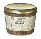 Reh Pastete mit Steinpilzen aus Frankreich, 180g, Grundpreis 2,53 EUR / 100g