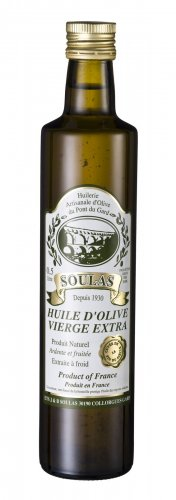 Extra natives Olivenöl aus Frankreich, 500 ml, Grundpreis 23,90 EUR / Liter
