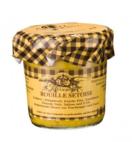 Rouille / Safran Soße aus Frankreich, 85 g Grundpreis 5,82 EUR / 100g