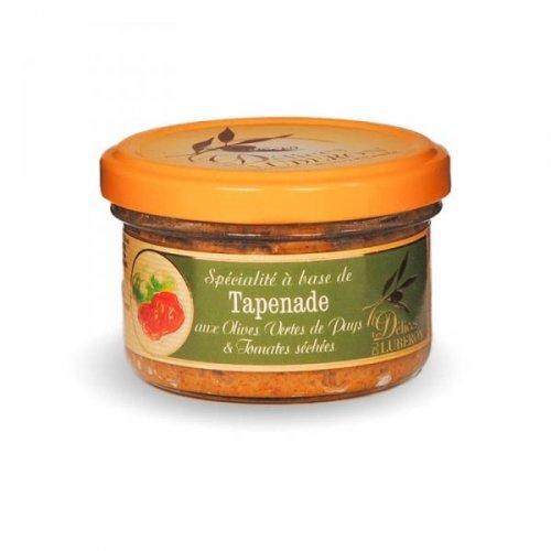 Grüne Olivenzubereitung, 90g, Grundpreis 5,5 EUR / 100 g